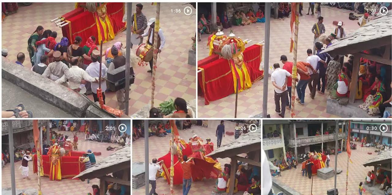 Ranso Dance, Uttarakhand